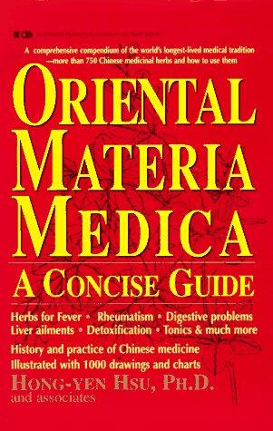 9780879837105: Oriental Materia Medica: A Concise Guide