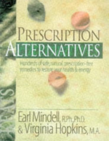 9780879837907: Prescription Alternatives