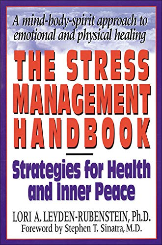 9780879837945: The Stress Management Handbook: Strategies for Health and Inner Peace