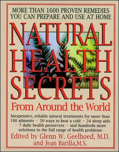 9780879838058: Natural Health Secrets from Around the World