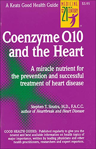 9780879838089: Coenzyme Q10 And The Heart