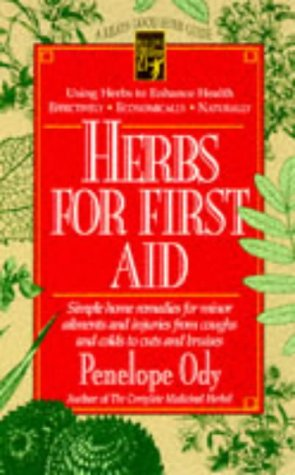 9780879838256: Herbs for First Aid (Keats Good Herb Guides)