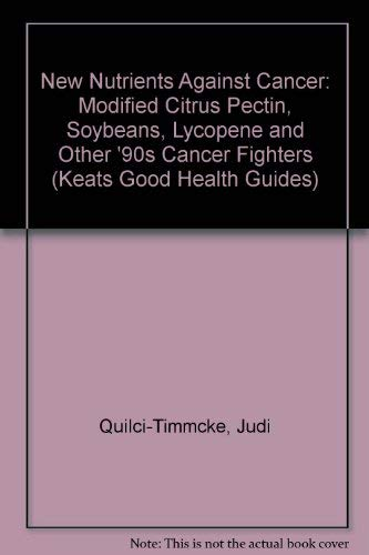 9780879838904: New Nutrients Against Cancer (Ballena Press Anthropological Papers)
