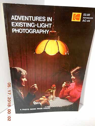 9780879850746: Adventures in Existing-Light Photography