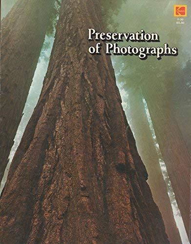 9780879852122: Preservation of Photographs (Kodak publication ; no. F-30)