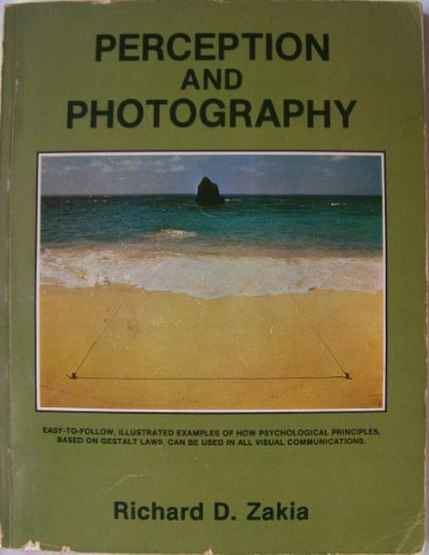 Perception and Photography 9780879920159 Perception and Photography relates Gestalt laws of perception to photography, art, and design. The principles are easily grasped and are