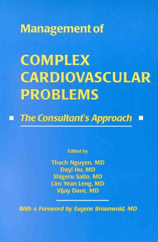 9780879934415: Management of Complex Cardiovascular Problems: The Consultant's Approach