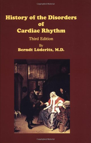 9780879937058: History of the Disorders of Cardiac Rhythm