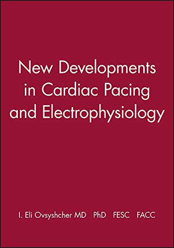 9780879937065: New Developments in Cardiac Pacing and Electrophysiology