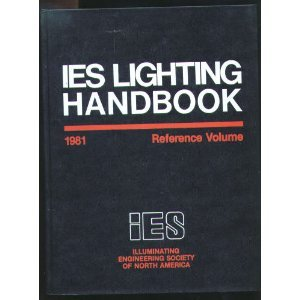 IES Lighting Handbook