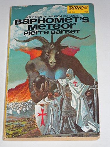 9780879970352: Baphomet's Meteor