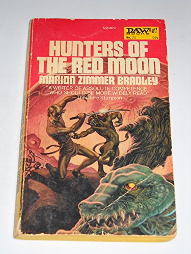 9780879970710: Hunters of the Red Moon