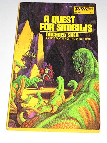 9780879970925: A Quest for Simbilis