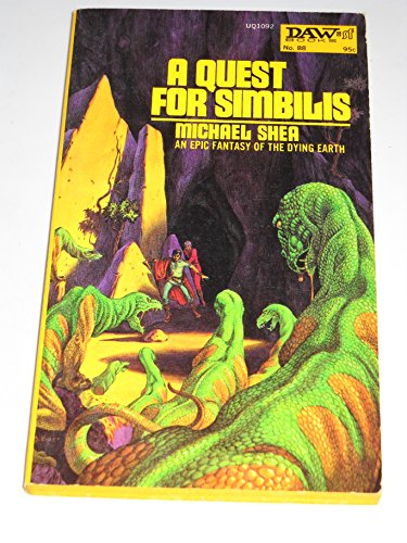 9780879970925: The Quest for Simbilis