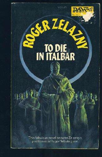 9780879971298: To Die in Italbar