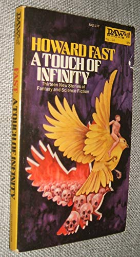 9780879971373: A Touch of Infinity: Thirteen New Stories of Fantasy and Science Fiction