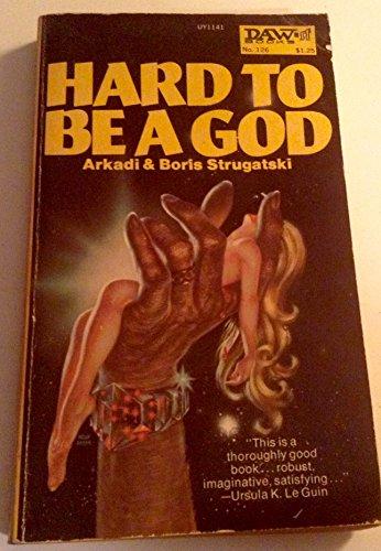 9780879971410: Hard to Be a God