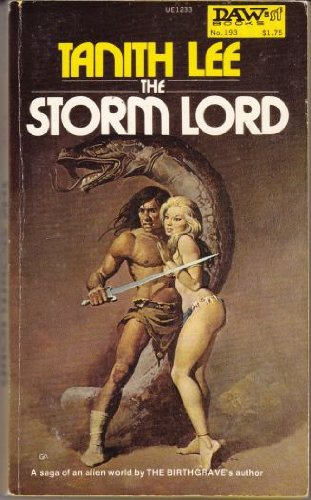The Storm Lord: Lee, Tanith