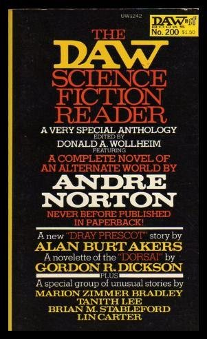 9780879972424: The DAW Science Fiction Reader