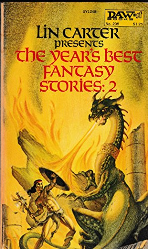 9780879972486: The Year's Best Fantasy 02