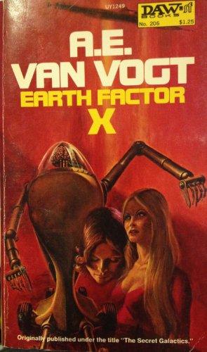 9780879972493: Earth Factor X
