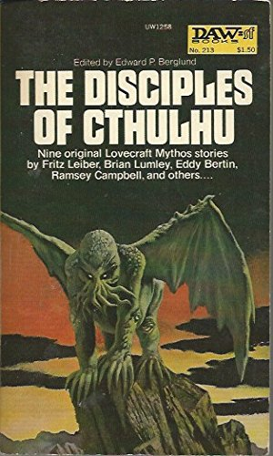 9780879972585: The Disciples of Cthulhu (UJ1258)