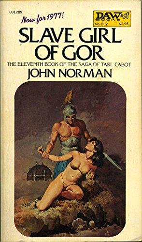 9780879972851: Title: Slave Girl of Gor