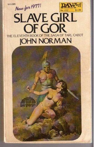9780879972851: Slave Girl of Gor