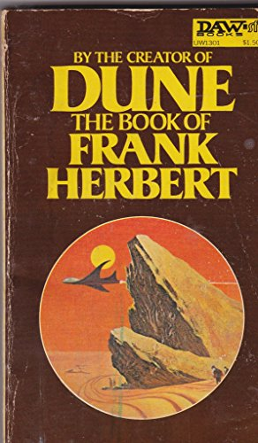 9780879973018: The Book of Frank Herbert