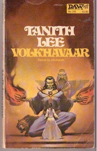 Volkhavaar (9780879973124) by Tanith Lee
