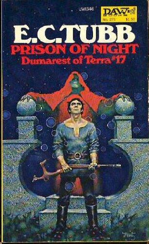 9780879973469: Prison of Night (Dumarest of Terra, No. 17)