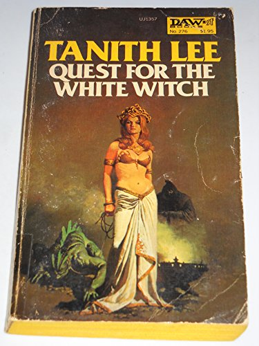 Quest for the White Witch: Lee, Tanith