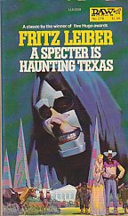 9780879973599: A Specter is Haunting Texas (UJ1359)