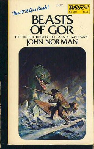 Beasts of Gor - #12 Saga of Tarl Cabot