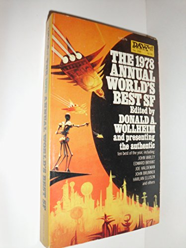 9780879973766: The 1978 Annual World's Best SF