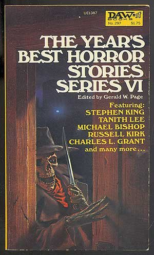 9780879973872: The Year's Best Horror Stories Series VI