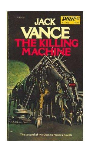 The Killing Machine: Vance, Jack