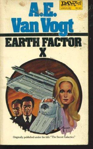 9780879974121: Earth Factor X