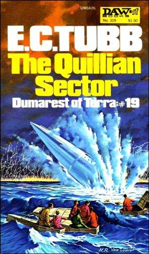 9780879974268: Dumarest of Terra 19 The Quillian Sector