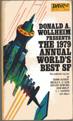 9780879974596: Annual World's Best Science Fiction, 1979 (World's Best SF)