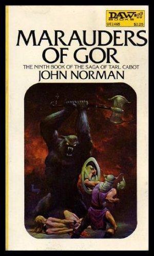 Marauders of Gor: John Norman