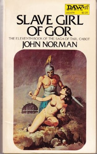 9780879974749: Slave Girl of Gor