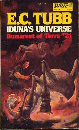 9780879975005: Iduna's Universe (Dumarest of Terra #21)