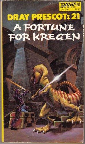 9780879975050: A Fortune for Kregen (Dray Prescot, No. 21)