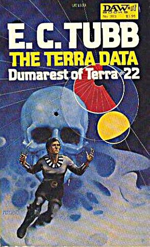 The Terra Data (Dumarest of Terra #22): E. C. Tubb
