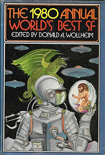 9780879975357: Annual World's Best Science Fiction, 1980 (World's Best SF)