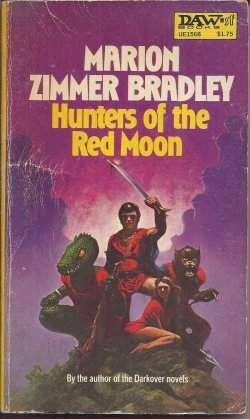9780879975685: Hunters of the Red Moon