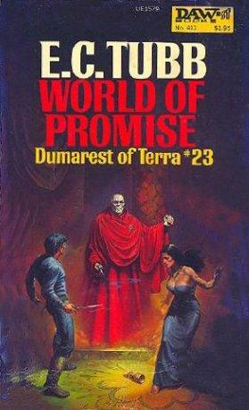 9780879975791: Dumarest of Terra 23 World of Promise