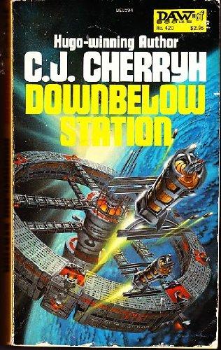 9780879975944: Downbelow Station (Company Wars, Bk 1)