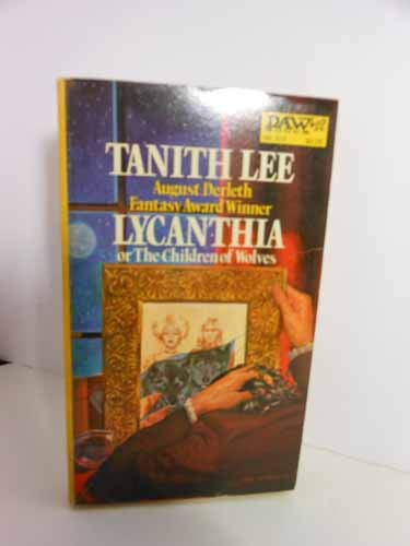 Lycanthia: Lee, Tanith